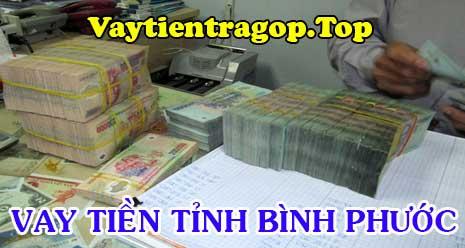 vay tiền trả góp ở Bình Phước